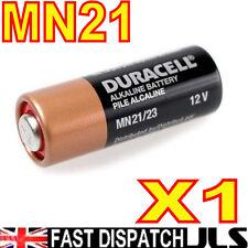 DURACELL MN21 A23 k23A LRV08 Alkaline Battery 12v