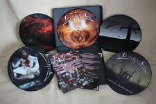 """Bitterness """"10 Years In T.H.R.A.S.H."""" DIE HARD 5-PICTURE-LP-BOX [THRASH METAL]"""