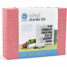 Silhouette America Gt1901092 Starter Kit für Vinyl