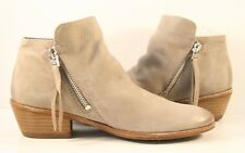 Sam Edelman Beige Leather Packer Ankle Booties Womens Size US 6M NWD