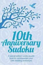 10th Anniversary Sudoku by Clarity Media (2013, Paperback)