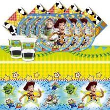 Decoración y menaje para cumpleaños infantil para mesas de fiesta de Toy Story
