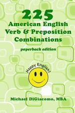 225 American English Verb & Preposition Combinations-ExLibrary