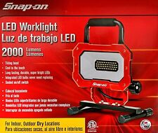 Snap on Portable LED Worklight 2000 Lumens 25W Indoor/Outdoor Use