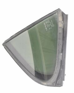 06-08 LEXUS IS250 IS350 ISF QUARTER GLASS VENT WINDOW REAR RIGHT 68123-53092