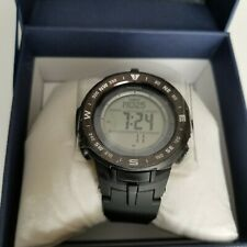 GENUINE Casio Protrek Solar Powered Men's Watch Water Resistant PRG-330-1 NEW
