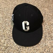 Vintage New Era Heritage Series Negro Leagues Homestead Grays Fitted Cap Hat