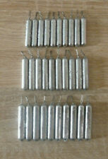 30 teiliges Drop Shot Set ~ Blei / Angelblei  ~ 10 x 10 g, 10 x 14 g, 10 x 18 g