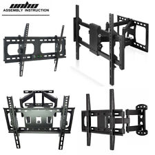 Various TV Wall Mount Universal TV Bracket Wall Hanger TV Holder Stand 22-85inch