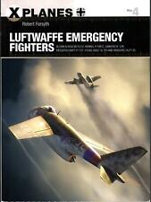 WW2 GERMAN LUFTWAFFE  46 EMERGENCY FIGHTERS Ta183_EF 128_BV P.212_P.1087C_P.1101