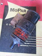 NOS 1946 47 48 49 MoPar COIL Plymouth Chrysler Dodge DeSoto Autolite Solar Spark