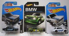 Hot Wheels lot BMW 2002 BLISTER US X 3 COLLECTOR course rally