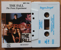 THE FALL - THE FRENZ EXPERIMENT (MIGHTY BOY MBTC7003) 1988 AUSTRALIA CASSETTE