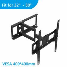TV Wall Bracket Tilt Swivel For Samsung Sony LG Bush 32 36 40 42 43 46 47 55
