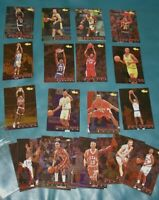 1994 CLASSIC BASKETBALL ROOKIE FOIL INSERT SET 20 KIDD HILL JONES HOWARD ROSE