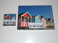 Kitchen Craft Beach Hut Placemats x 4 & Matching Coasters