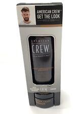 American CREW DUO Gift Set Daily Moisturizing Shampoo 8.4 Oz & Pomade 3.0 Oz