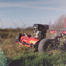 Rancher ATV quad flail mower for land owners