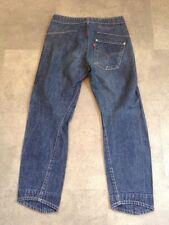 LEVI'S TWISTED/ENGINEERED JEANS SIZE 28 X 28 VGC SEE DESCRIPTION
