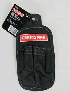 New Craftsman Double Barrell Tool Sheath Belt Clip - Model 934520