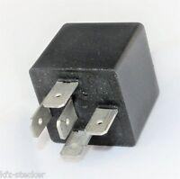 Universal Standart KFZ Minirelais 12V 30/40A Mini - Relais Wechsler Widerstand