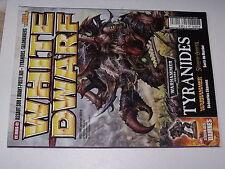 ¤¤ Revue White Dwarf n°189 Warhammer 40.000  Seigneurs des Anneau  SKAVENS