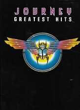 JOURNEY  Greatest Hits  sheet music songbook