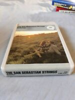 The San Sebastian Strings  Summer - Quadraphonic- 8 Track Tape  -Quad 8