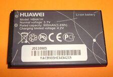 HUAWEI HB4A1H OEM ORIGINAL 900 mAh BATTERY for Consumer Cellular Huawei Envoy