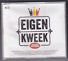 CD : Studio Brussel - Eigen Kweek (5CD)