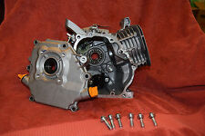 New * 60363 Predator 212cc Engine parts 210Fa Hemi- Crankcase Block, Side Cover