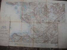 Antique European Maps & Atlases Ireland Donegal