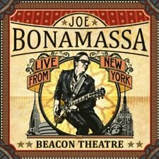 Joe Bonamassa - Beacon Theatre: Live From New York [New CD] UK - Import