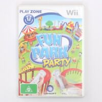 Fun Park Party for the Nintendo Wii [PAL]