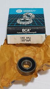 100-CC4 Federal Mogul BCA Bearing National