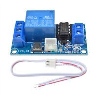 1-Channel 5V Latching Relay Module Board with Touch Bistable Switch Trigger Line