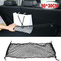 Rear Trunk Envelope Cargo Net Luggage Organiser Storage Mesh Fit For Forester