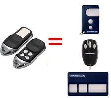 Ersatz Handsender kompatibel mit Chamberlain  84335E 94333E Rolling Code   SJ30