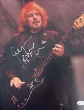 "Geezer Butler ""Black Sabbath""  Hand Signed 8 x 10 Photo P.A.A.S. Authenticated"
