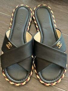CHANEL Women's Casual Sandals and Flip