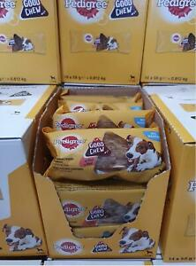 2 Boxes Of 14 (28) Pedigree Good Chew Dog Chews 58g With Beef 21.05.2020