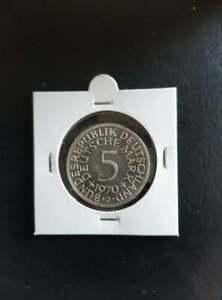 BRD 5 Deutsche Mark 1970 Prägestätte J | Silber | sehr gute Erhaltung !