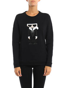 Karl Lagerfeld Portrait  Sweater