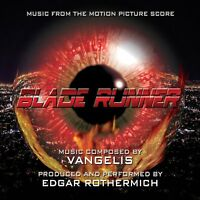 BLADE RUNNER Soundtrack Score (Vangelis) SEALED CD [Re-recording] 2014 Limited!