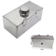 Universal 2L Wasserkühler Tank Wasser Kanister Auffangbehälter Alu Auto Tuning