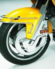 Chrome Front Rotor Covers for Honda Goldwing 2001-current  (52-654)