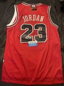 Michael Jordan Autographed/Signed Nike Hardwood Classics  W/COA