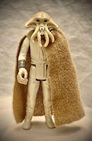 STAR WARS 1983 - ROTJ Squid Head (Tessek) - Vintage Kenner Figure w/ Cloth Cape