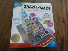 ThinkFun 44001006 Gravity Maze Logic Falling Marble Game