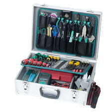 Pro'sKit Pro's Electronic Tool Kit (220V) Tool Set with Carrying Box Brand New